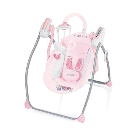 hello kitty swing for babies baby rocker swing bouncer miou hello kitty 537 sweet