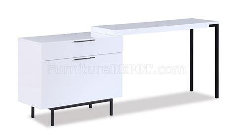modern black gloss office desk wanda modern office desk in white high gloss by j m
