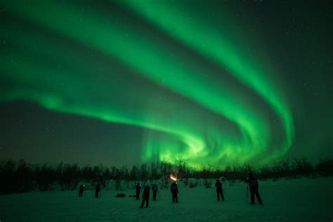 northern lights in sweden 2017 where to see the northern lights in sweden the local