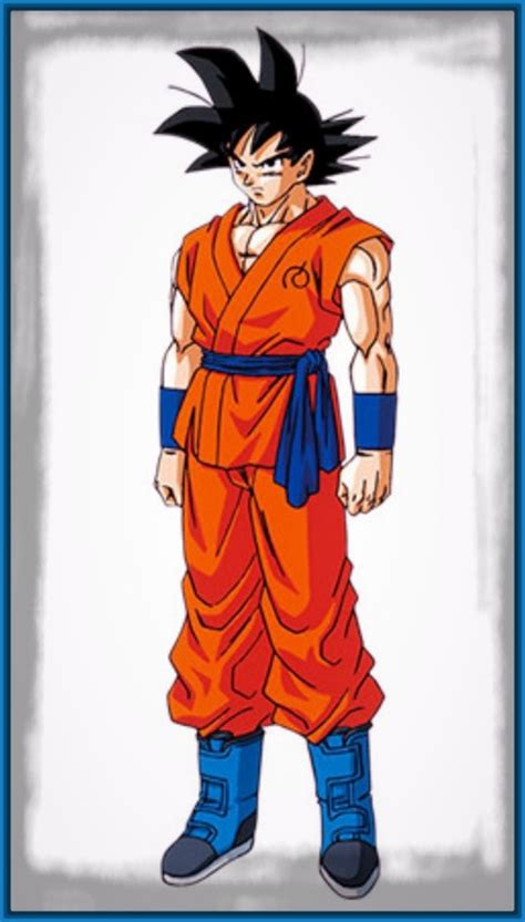 dragon ball af goku en todas sus fases af fotos de dragon ball de goku archivos imagenes de dragon