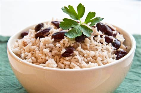 Kitchenstyle by Image Gallery Jamaican Rice And Peas