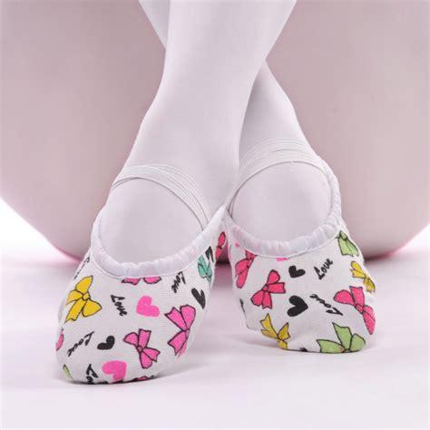 Sepatu Jazz Ballet fleur ballet chaussures promotion achetez des fleur ballet