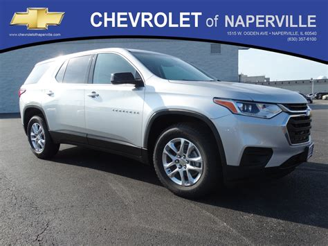 chevrolet traverse ls 2018 chevrolet traverse ls sport utility in naperville
