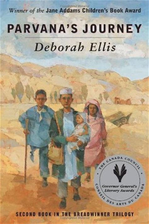 s journey west books parvana s journey the breadwinner 2 by deborah ellis
