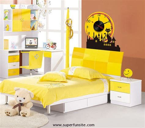 yellow bedroom decorating ideas www superfunsite
