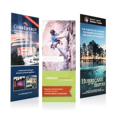 Rack Card Dimensions by Rack Cards Jakprints Inc