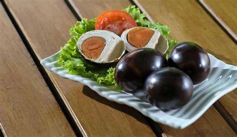 resep telur bakar daun ketumbar resepkokico