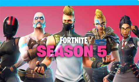 fortnite season  skins official skins revealed