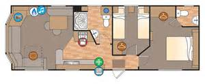 Double Wide Mobile Home Floor Plans holiday home interiors and layouts treworgans holiday park