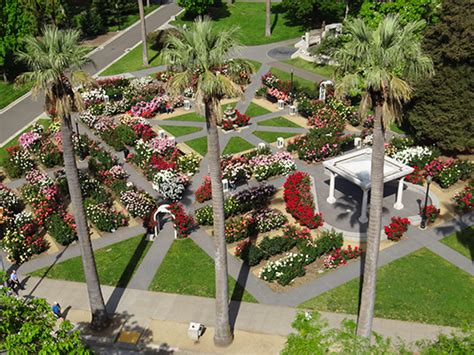 Garden Sacramento by International World Peace Gardens Sacramento State