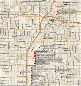 Maps Of Las Vegas by Metro Map Of Las Vegas City Printable Map Of Las Vegas