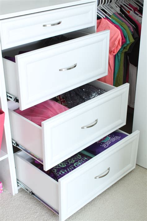 Closet Drawers by Drawers For Closets Roselawnlutheran