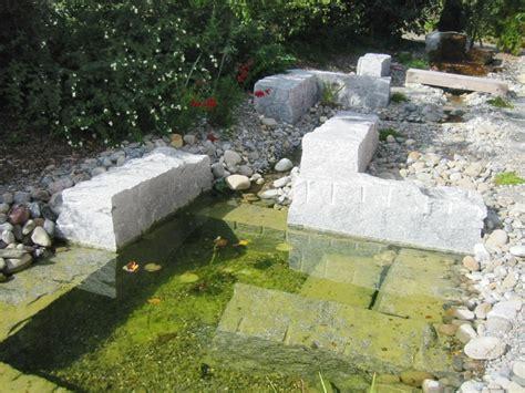 Wasser Im Garten 2560 by Teiche Und Bachl 228 Ufe Steiner H 252 Rlimann Gartenbau