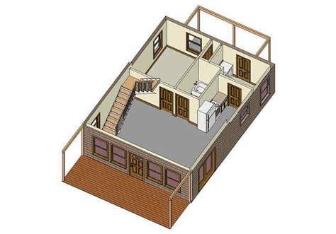 cabin with loft floor plans cabin floor plans blueprints 24 x 32 loft