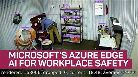 building a safer work place is a team effort microsoft s azure edge wants to make the workplace safer