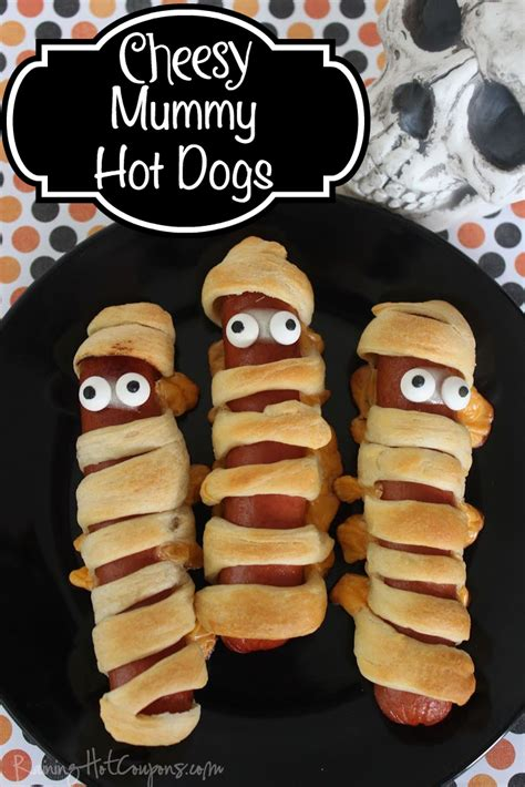 mummy dogs spooky treats and appetizers today s every