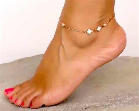 foot best ankle bracelets best bracelet 2018