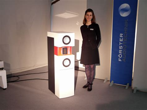 Airplay Fähige Lautsprecher 5303 by High End 2012 Messe Marantz F 246 Rster Audio Elipson