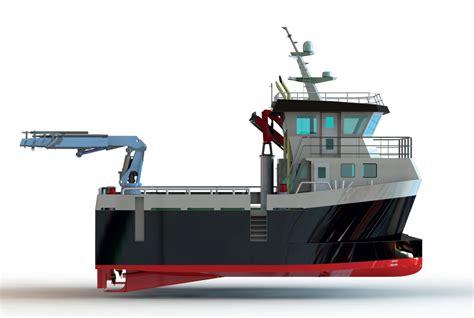 catamaran workboats for sale catamaran workboat type 159a poltr yard s a