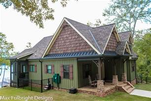 Small Craftsman Style Home Plans Small Cottage Plan With Walkout Basement Cottage Floor Plan