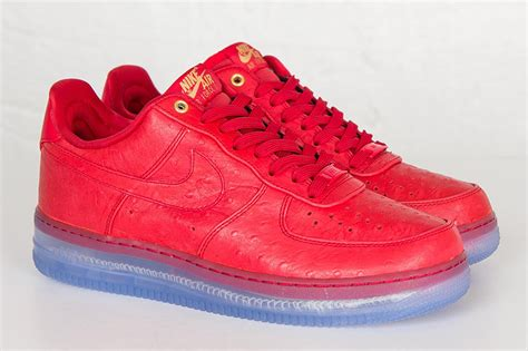 nike air force 1 low comfort nike air force 1 comfort lux low ostrich in the streets