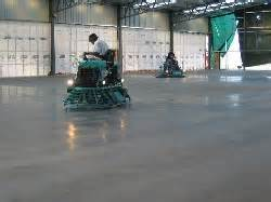 commercial floors concrete bindings laser levelling