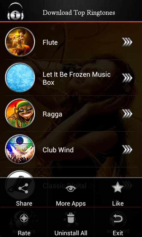 best ringtones for android top ringtones free apk android app android freeware