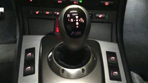 Bmw E46 M3 Shift Knob by E46 M3 Smg Shift Knob Mod