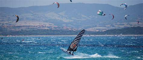 windsurf porto pollo windsurf kitesurf porto pollo
