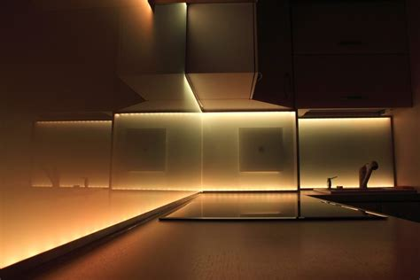 Under Kitchen Cabinet Light by Led Light Strips Led Strip Tape Lights