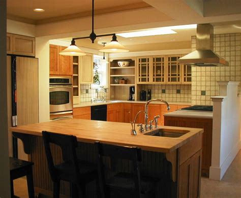 small u shaped kitchen designs with pictures