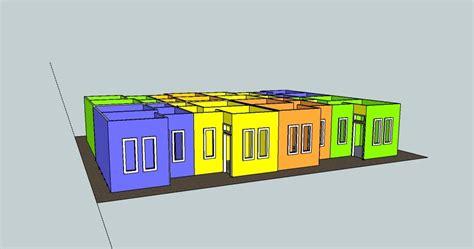 desain depan rumah kontrakan jojo desain rumah kontrakan