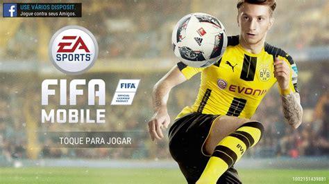 fifa 10 android apk fifa 17 mobile 233 lan 231 ado primeiro para windows 10 mobile mobile gamer tudo sobre jogos de