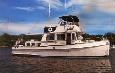 grand banks yachts 1978 grand banks 36 classic power boat for sale www