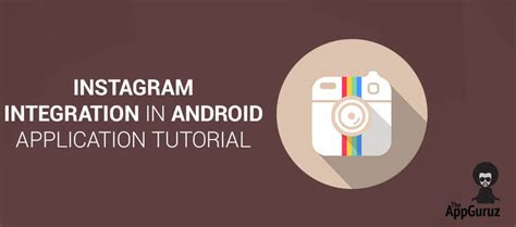 Instagram Tutorial For Android | instagram integration in android application tutorial