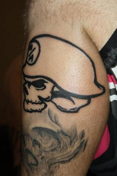 metal mulisha skull tattoo tattoos