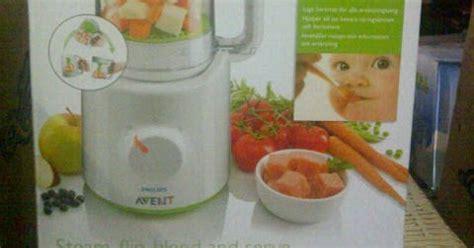 Blender Makanan Bayi Avent grosir dan eceran perlengkapan bayi murah by toko mery