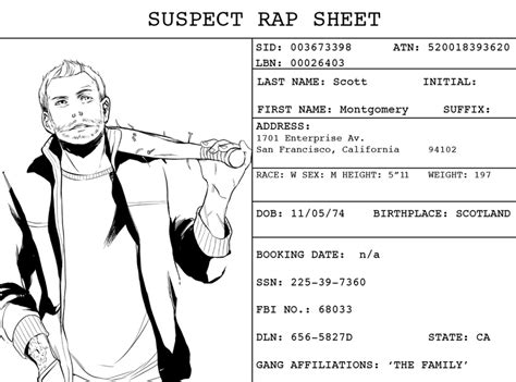 rap sheet template the heat pressure of my rap sheets registers measure of