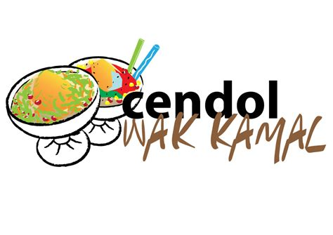 design banner cendol digital illustration by khairul idham hamdan at coroflot com