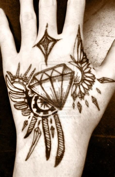 tattoo diamond black and white 51 inspiring diamond tattoo designs amazing tattoo ideas