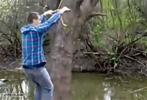 Fails Top 10 Rope Swing Fails Of All Time Comedy Central