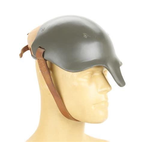 helmet design experiment german wwi imperial detachment gaede steel helmet
