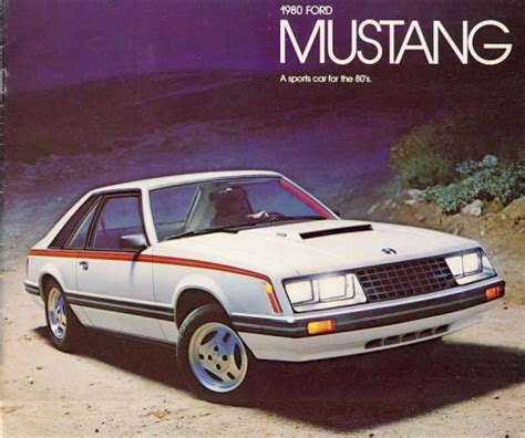 ford mustang third generation ford mustang history discover the pony car s origins and