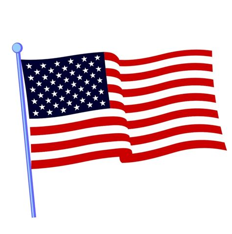 printable us flag printable american flag clipart image click for an alt