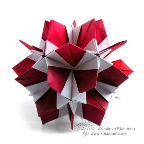 Modular Origami Models - origami modular diagrams 171 embroidery origami