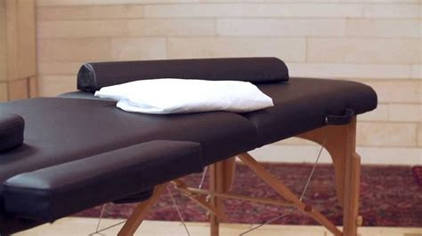 comfort portable table comfort table review getmassagetable com