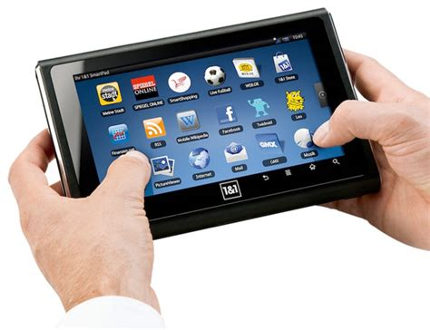 Tablet Computer 1 1 s 7 inch smartpad is the most unlikely android tablet you ll see