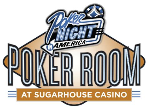 sugar house poker sugarhouse casino to celebrate new poker night in america room poker news