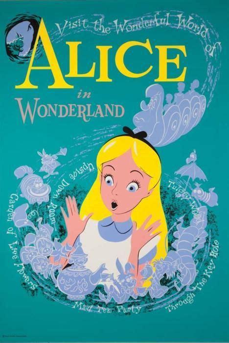 themes in the book still alice alice in wonderland movie poster alice in wonderland