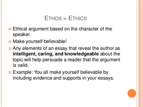 How To Use Ethos Pathos And Logos In An Essay by The Power Of Persuasion Logos Pathos And Ethos